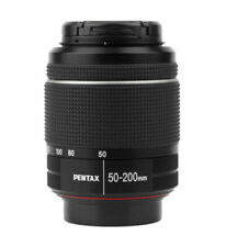 Pentax 50-200mm DA L WR ED Telephoto Zoom Lens (UK Stock) NEW NO BOX