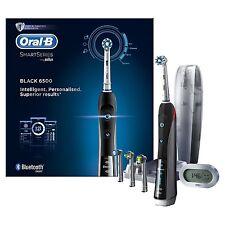 Braun Oral-B 6500 Black Pro Smart Series Bluetooth Spazzolino Elettrico * NUOVO *