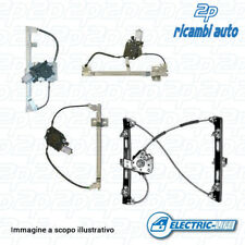 1 ELECTRIC LIFE ZROP717L Alzacristallo posteriore Sx INSIGNIA