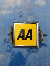 AA badge Ford Vauxhall VW Old school Mancave Classic