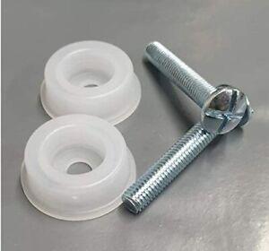 Headboard Fixing Screws - Bolts For Divan Bed Base Extra Long M8 x 50mm - 90mm