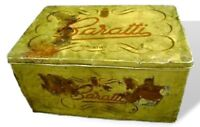 scatola in latta baratti torino vintage modernariato