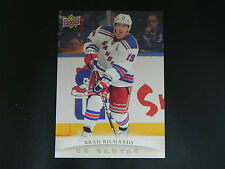 2011-12 Upper Deck UD Canvas #C172 Brad Richards New York Rangers