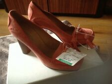 Authentic Manuela Morin High Heel Shoes )Retail price $595 New Size 37,5