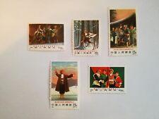 PRC CHINA 1970 MODERN BEIJING OPERA MNH ORIGINAL MISSED 1-6