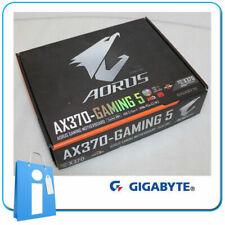 Placa base X370 GIGABYTE GA-AX370-GAMING 5 Socket AM4 sin Chapa ATX ni accesorio