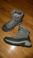 COLUMBIA women's size 7.5 BUGABOOT Snow Waterproof Lined Boots BL1572-051 GRAY