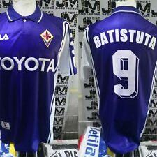 Maglia/shirt/camiseta BATISTUTA della Fiorentina