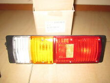 Isuzu DMax Tray 2008-12 Tail Light. Genuine with correct plug. Passeng Side