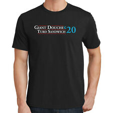 Giant Douche & Turd Sandwich '20 Men's T-Shirt Presidential Election 2583