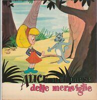 Fiaba - Alice nel paese delle meraviglie - anni 50 - editrice Alfa di Firenze