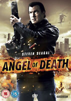 Angel of Death DVD (2013) Steven Seagal, Rose (DIR) cert 15 ***NEW***