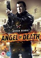 Angel of Death DVD (2013) Steven Seagal, Rose (DIR) cert 15 ***NEW***