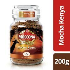 Moccona Mocha Kenya Style Rich & Exotic Instant Coffee 200g