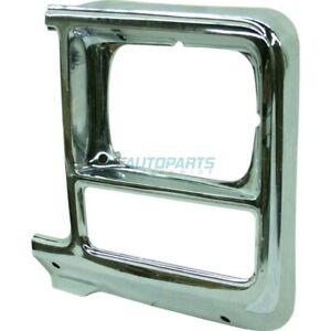 NEW LEFT SIDE HEAD LAMP DOOR FITS 1979-1980 CHEVROLET C10 GM2512101