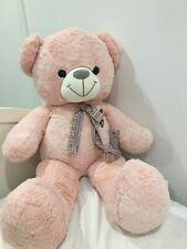 """pink""Teddy Bear Giant Huge Big Stuffed Animals Plush Soft toys doll gift"