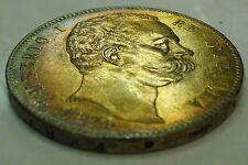 Savoia-Regno d'Italia (UMBERTO I) 5 Lire 1879