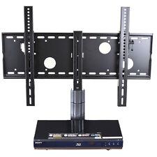 Tilt LED LCD Plasma TV Wall Mount 40 42 50 55 60 65 70+Universal DVD Bracket BNL