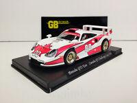 Slot Car Scalextric Fly Gbtrack GB72 Porsche 911 GT1 Evo Canada Gt Challenge Mug