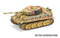 Corgi Tiger I German Army SpzAbt 502, Russia 1942