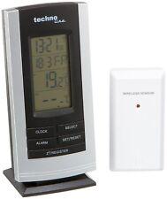 Radio-température station réveil thermomètre 2 weckalarme WS 9180 IT incl. station