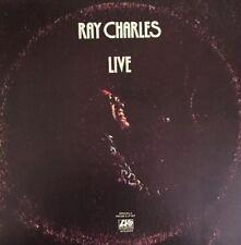 RAY CHARLES LIVE – ATLANTIC – Doppio LP 33 giri originale P 1973