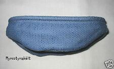 Longaberger Saffron Booking Basket Fabric Liner ~ Cornflower Blue
