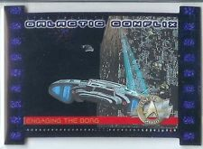 Star Trek Cinema 2000 Galactic Conflix Card GC8 006/250