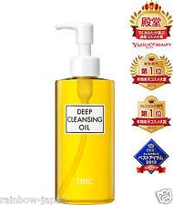 DHC Deep Cleansing Oil (L) 200ml Skincare JAPAN
