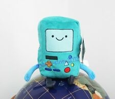"""Adventure Time Plush Doll Deluxe BEEMO BMO 8""""  Green Toy NEW  US Ship"""