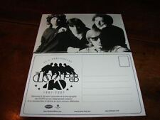 DOORS 1967-2007!!!!!!!!!!!!!RARE FRENCH PROMO POSTCARD