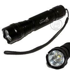 UltraFire Tactical WF-501B CREE XM-L L2 LED 1000 Lumens 1Mode Flashlight Torch