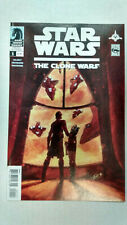 STAR WARS THE CLONE WARS #1  1st Printing - AHSOKA TANO        / 2008 Dark Horse
