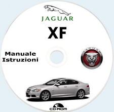 Jaguar XF,manuale uso manutenzione anno 2010