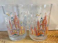 McDonalds Walt Disney World 25th Anniversary Remember The Magic Glasses (2)