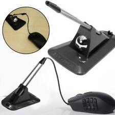 7698ae071a6 Flexible Mouse Bungee Cord Clipper Cable Wire Organizer Holder Playing Game