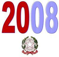 ITALIA Repubblica 2008 Singolo Annata Completa integri MNH ** Tutte le emissioni