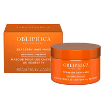 OBLIPHICA Seaberry Hair Mask 8.5 oz / 250 g