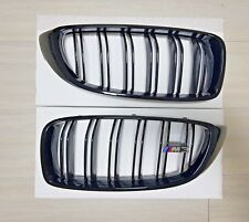 Genuine New BMW F80 M3 M Performance Gloss Black Grilles Set