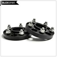 Pair 30mm Mercedes Wheel Wpacers 5x112 Hub66.6 hubcentric fit E class W124 W210