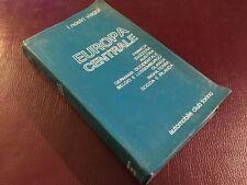"""Libro """"I NOSTRI VIAGGI - EUROPA CENTRALE -  Automobile club Torino"""