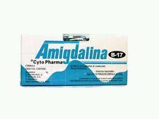 Vitamin b17 Injectable Amygdalin B17 / Laetrile / 10 Ampules 3 g each