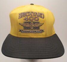 Vintage 1994 Snapback Trucker Hat Brickyard 400 Inaugural Race Made in USA