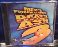 Mike E. Clark - Beats for that Ass vol. 3 CD SEALED insane clown posse esham mec