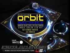 ICE COLD CUSTOMS USA / ORBIT MONO LED KIT TECHNICS 1200 UNDER PLATTER HALO