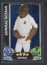 Topps Star Wars - Force Attax The Force Awakens # 170 Admiral Ackbar - Mirror