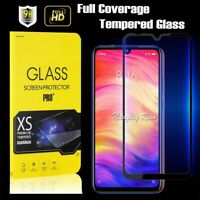 Full Cover Tempered Glass Screen Protector For Xiaomi Redmi Note 7 Note 7 Pro