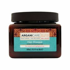 Arganicare Masque Capillaire Réparateur A L'Huile D'Argan Cheveux Colorés 500ml