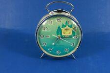PECKIN HEN/CHICKEN ,vintage alarm clock.(ref C 120)