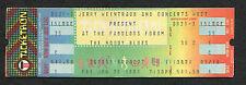 1981 Moody Blues Unused Full concert ticket Los Angeles Ca Nights In White Satin